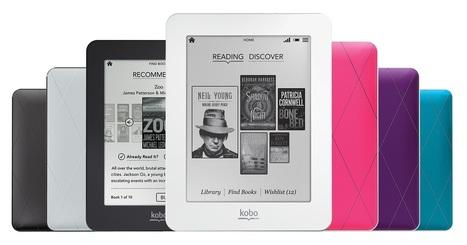 Artigo: Qual o melhor leitor de livros digitais da atualidade? | Litteris | Scoop.it