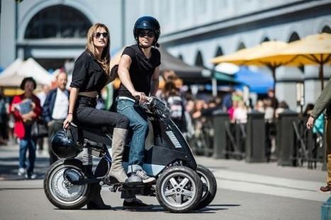 Sway Motorsports : un trois roues électrique et fun | moto électrique | Scoop.it