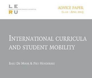 Big changes in student mobility needed, says LERU | Higher Education and academic research | Scoop.it
