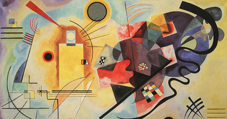 Kandinsky on the Spiritual Element in Art and the Three Responsibilities of Artists | Spiritual Teachers and Teachings | Scoop.it