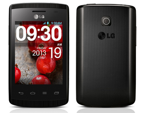 Le petit téléphone intelligent : LG Optimus L1 II | INFORMATIQUE 2014 | Scoop.it