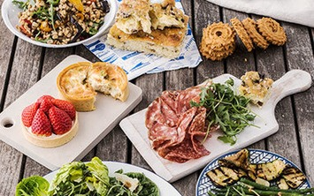 Picnics from Carluccio's | Posh Picnics | Scoop.it
