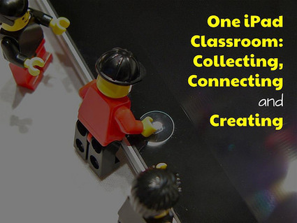 One iPad Classroom - A Crowdsourced Reference - READ WRITE RESPOND | Technology in Today's Classroom | Scoop.it