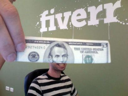 Qué es Fiverr y como ganar dinero con él. | Como ganar dinero en Internet | Scoop.it