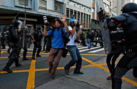 Film the Police | Deliberating Violent Revolution | Scoop.it