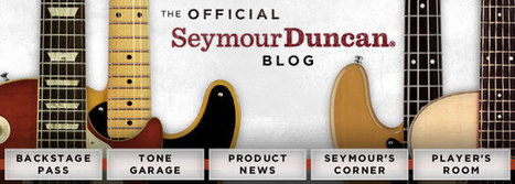 History of The Electric Guitar | Seymour Duncan Blog | History of the Electric Guitar | Scoop.it