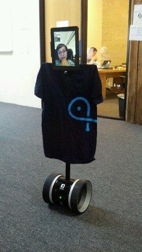 Double Robotics presents at LeWeb | Tokbox Blog | R and R | Scoop.it
