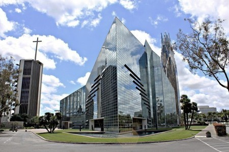 [Los Angeles, California, USA] AD Classics: The Crystal Cathedral  / Philip Johnson | The Architecture of the City | Scoop.it