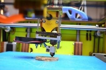10 initiatives au service de l'impression 3D en Bretagne et Pays de la Loire | Collaboration et développement durable des territoires | Scoop.it