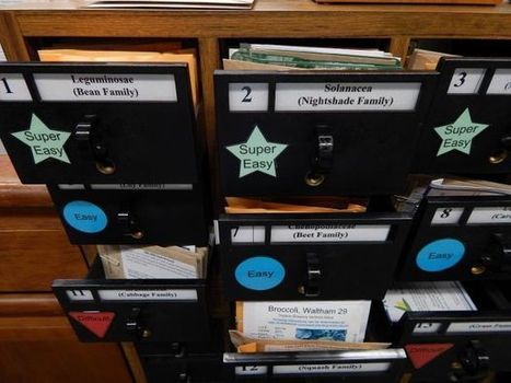 Department of Agriculture cracks down on seed libraries | Permaculture Design | Scoop.it