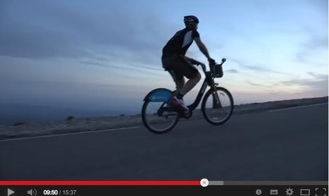Cyclists tops Mont Ventoux on Boris bike | Cycling Republic | Velo Notes | Scoop.it