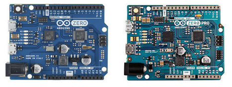ARM Cortex M0+ Based Arduino Zero Pro Board Gets Listed on Arduino.org | Embedded Systems News | Scoop.it
