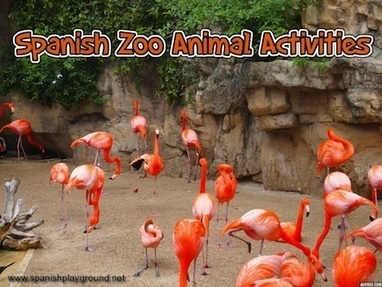 Spanish Zoo Animal Activities | My Love for Spanish Teaching | Scoop.it