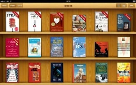 Les manuels scolaires numériques pourraient faire économiser 60 dollars par étudiant « Les Ardoises | ENT | Scoop.it