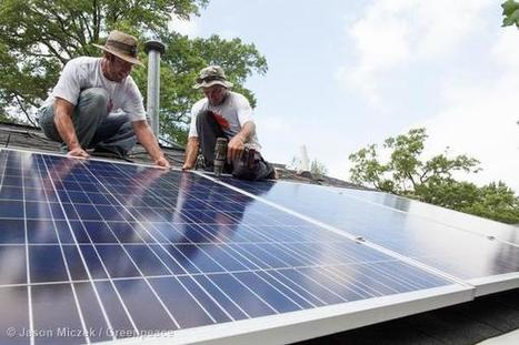 Americans want more #solar and #wind, not #coal #poll shows. But #greed doesnt listen. | Messenger for mother Earth | Scoop.it