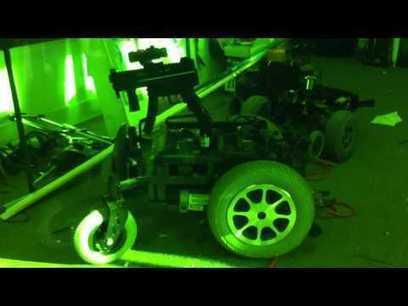 Wacky robots at Innorobo 2012 | wearerobots | Robolution Capital | Scoop.it
