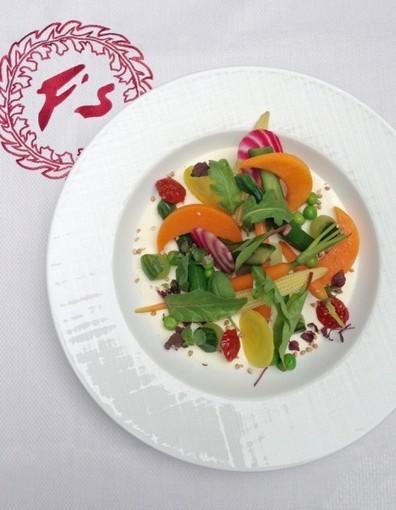 Le menu gastronomique « sans gluten » du Fouquet's - Elle | Bon et sans gluten | Scoop.it