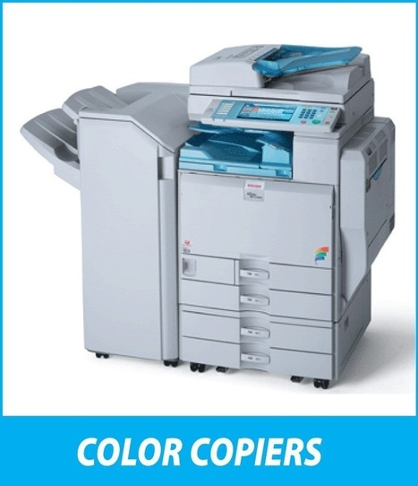 Why the Ricoh MPC 3500 made the hand picket list status | Refurbished Copiers USA | Scoop.it