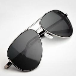Teresa (Australia) Retro vintage aviator men's and women's polarized sunglasses | joy gitfs | Scoop.it