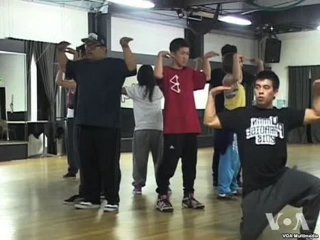 Asian Americans Break Stereotypes Through Urban Dance - Voice of America | professional dancer | Scoop.it