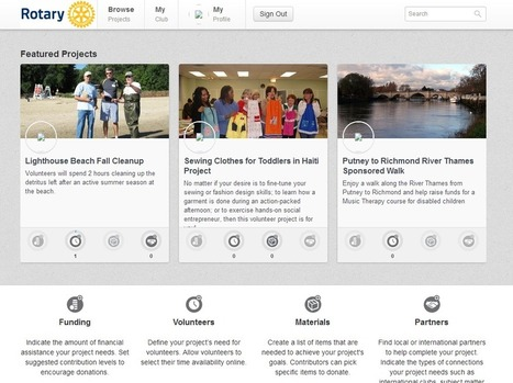1 Day to launch: the power of ideas | Rotary Digital | The power of ideas | Scoop.it