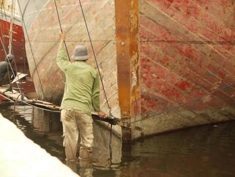 Indonésie. Des milliers de pêcheurs étrangers retenus en esclavage | Autres Vérités | Scoop.it