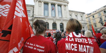 Nice-Matin : Tapie, le crowdfunding et les anciens de TF1   DocPresseESJ   Scoop.it