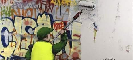 El grafiti salta de la calle a galerías y museos de arte - 20minutos.es | Dibujo Técnico a través del arte. Arte a través del Dibujo Técnico. | Scoop.it