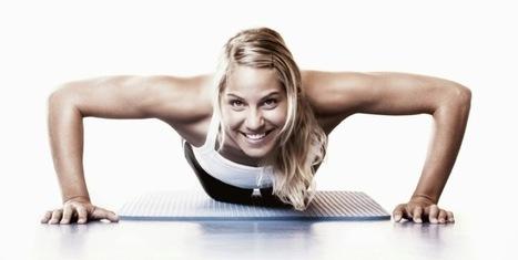Beneficios de hacer lagartijas - EME de Mujer | Fitnessclub Mujer | Scoop.it