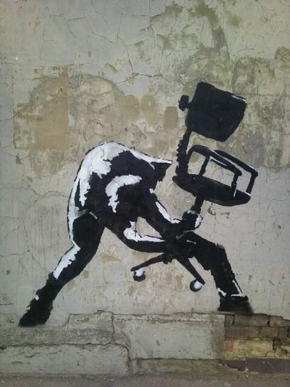 Una conversación simbólica que lleva de Elvis a Banksy, pasando por Curro y la Expo92 de #Sevilla | El BLOG de Benito Caetano | Comunicación inteligente | Scoop.it