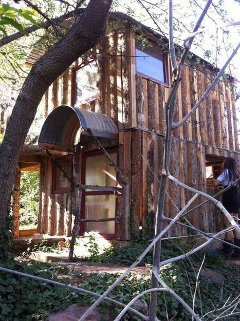 Cool Shed/Playhouse in Boulder, Colorado | Maker Stuff | Scoop.it