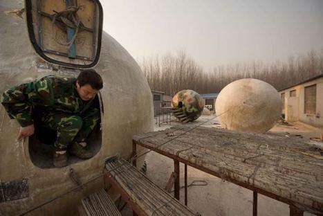 Refugios esféricos en China para sobrevivir al apocalipsis | Fin del ... | LA VERDAD SOBRE EL 21 DE DICIEMBRE DEL 2012 | Scoop.it