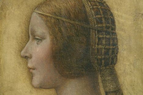 Portrait hailed as Da Vinci masterpiece is actually grumpy Bolton checkout girl | Quite Interesting News | Scoop.it