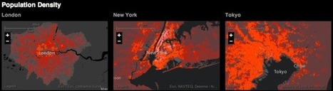 Urban Observatory pledges to create smart maps based on powerful data   Complex Insight  - Understanding our world   Scoop.it