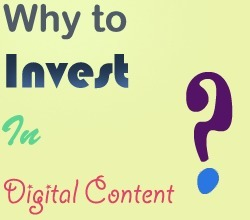 Why to Invest in Digital Content? | Social Media Tweets | Scoop.it