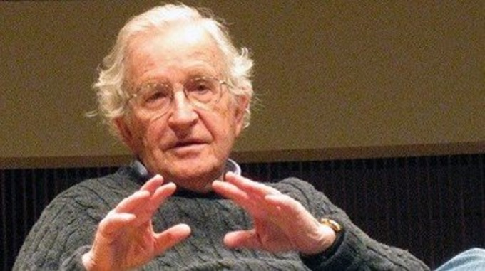 Chomsky: Turkey commits a crime by sending troops to Syria - Rûdaw - Rudaw | real utopias | Scoop.it