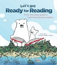 Toronto Public Library helps kids get ready for reading | Ontario Library Smiles | Scoop.it