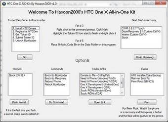 XDA's All in One Toolkit for HTC Devices - Vivid, myTouch 4G Slide, One S, Amaze 4G, Rezound, and HTC One X | Geeky Android - News, Tutorials, Guides, Reviews On Android | Android Discussions | Scoop.it