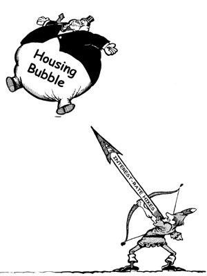 Immobilier : la bulle va-t-elle éclater ? | Marché Immobilier | Scoop.it