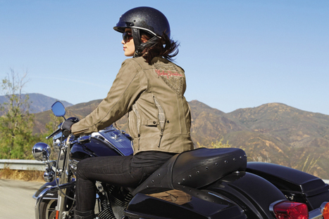 Harley-Davidson's Authenticity is a Hit With Stylists | Consumer behavior | Scoop.it