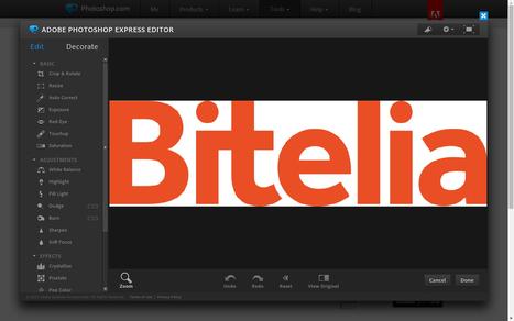 Los mejores editores de imágenes en línea | Mundo diseño | Scoop.it