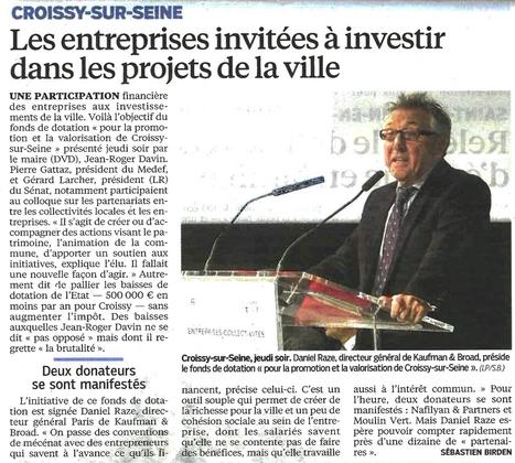 Réinventons notre ville... la suite | Croissy sur Seine | Scoop.it