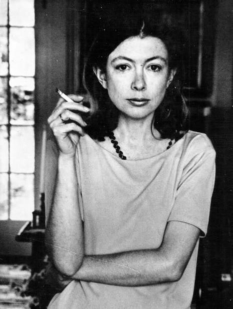 Quote of the Day: Joan Didion on curing jealousy | Read Ye, Read Ye | Scoop.it
