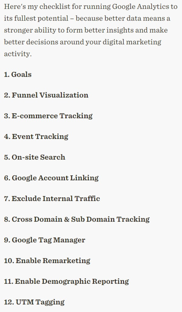 12 Add-Ons When Setting Up Google Analytics - ClickZ | The Marketing Technology Alert | Scoop.it