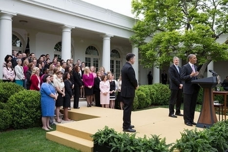 President Obama Honors the 2013 National Teacher of the Year | ED.gov Blog | Government and Law Current Events | Scoop.it