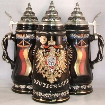 Decorate Antique Beer Steins and be a Class Apart | Beer Shop | Scoop.it