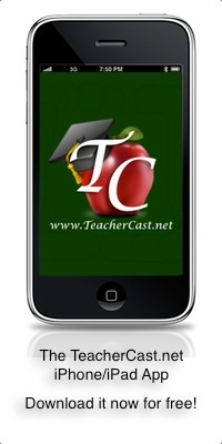 TeacherCast: Great Educational App Reviews, Podcasts, Screencasts, Blogs, Career Center and much more | TeacherCast Apps for Education | Scoop.it