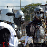 A Bunch of Guys Wearing Chainmail and Bashing Each Other Is a Sport | VICE | Temple University Department of Journalism Student Work | Scoop.it