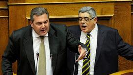 ΑΝΕΛ και ΧΑ βγάζουν στη σέντρα το πολιτικό σύστημα. « www ...   Ελληνική πολιτική αντι-προσώπευση   Scoop.it