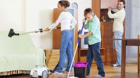 Répartition des tâches ménagères ? Dès 16 ans, tout est joué ! - TF1   Service à domicile et Aide à la personne   Scoop.it